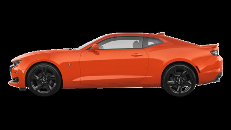 Chevrolet Camaro coupe 2SS 2019