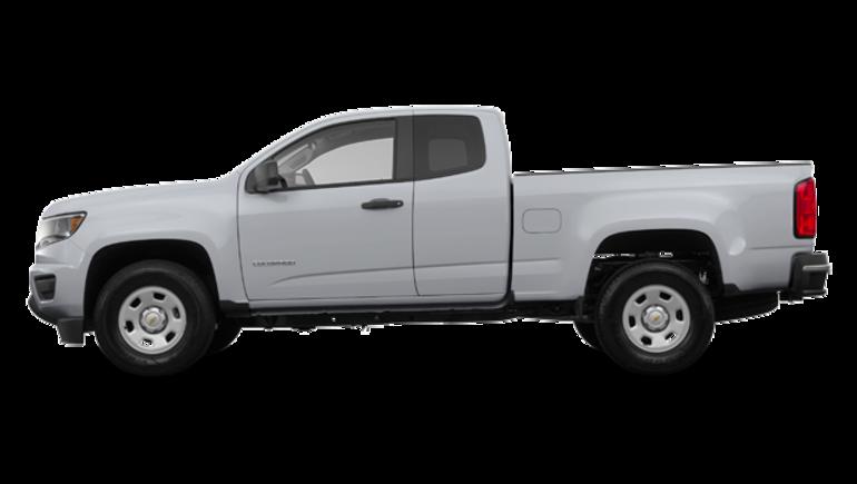 Chevrolet Colorado BASE Colorado 2019