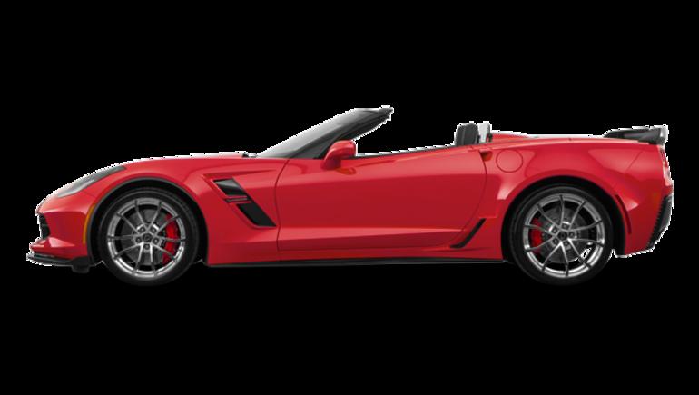 Chevrolet Corvette Convertible Grand Sport 1LT 2019