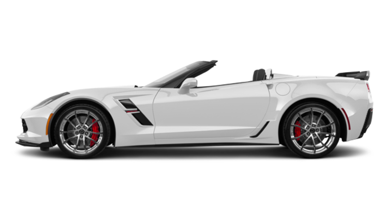 Chevrolet Corvette Convertible Grand Sport 2LT 2019