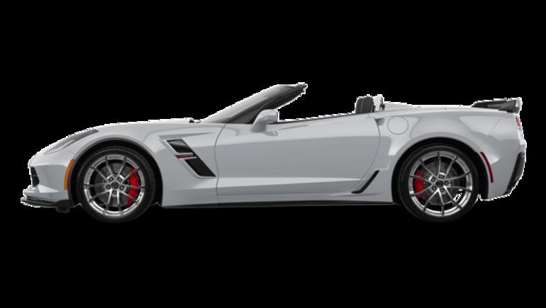 Chevrolet Corvette Convertible Grand Sport 3LT 2019