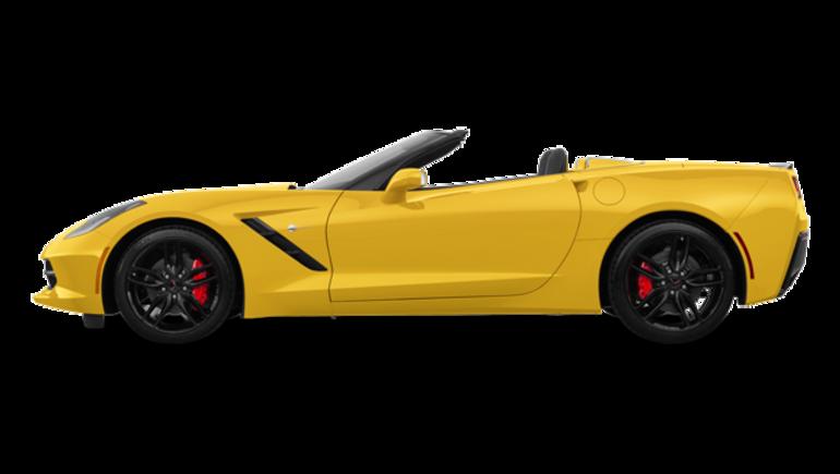 Chevrolet Corvette Convertible Stingray 1LT 2019