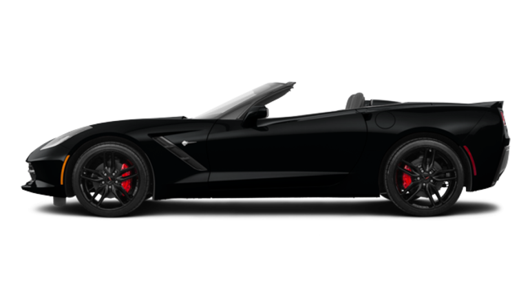 Chevrolet Corvette Convertible Stingray 3LT 2019