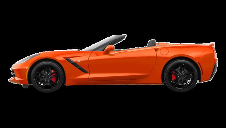 Chevrolet Corvette Convertible Stingray Z51 1LT 2019