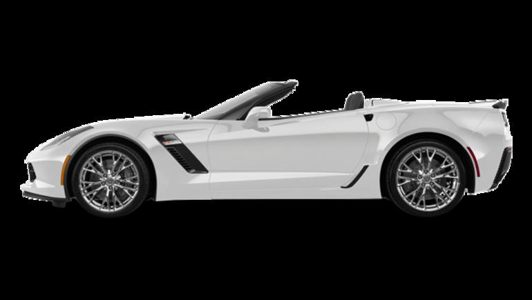 Chevrolet Corvette Convertible Z06 2LZ 2019