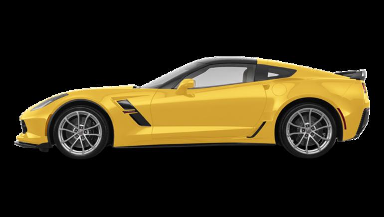 Chevrolet Corvette Coupe Grand Sport 2LT 2019