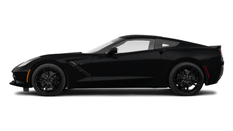 Chevrolet Corvette Coupe Stingray Z51 1LT 2019