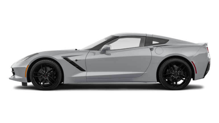 Chevrolet Corvette Coupe Stingray Z51 2LT 2019