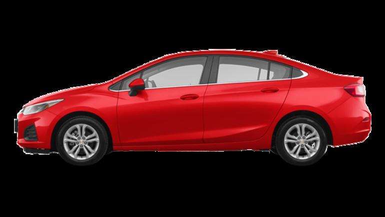 Chevrolet Cruze Sedan LT 2019