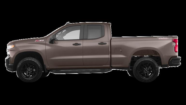 Chevrolet Silverado 1500  Custom Trail Boss 2019