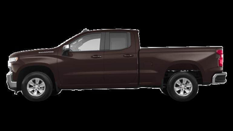 Chevrolet Silverado 1500 LT 2019