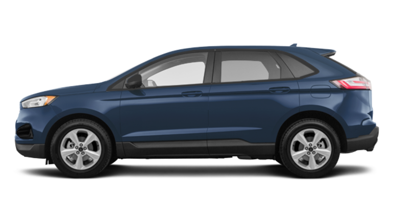 Ford Edge Se 2019 Deragon Ford In Cowansville Quebec