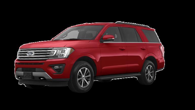 large choix de couleurs et de dessins acheter en ligne inégale en performance Ford Expedition XLT 2019 - Deragon Ford in Cowansville, Quebec