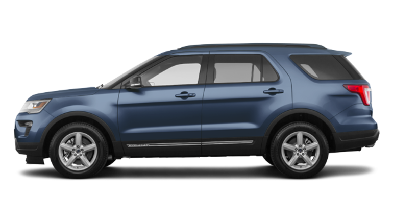 Ford Explorer Xlt 2019 Deragon Ford In Cowansville Quebec