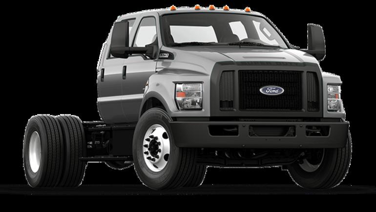 Ford F-650 SD Pro Loader à essence 2019
