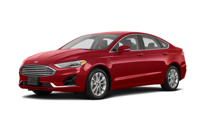 Ford Fusion Energi SEL 2019 - Deragon Ford in Cowansville