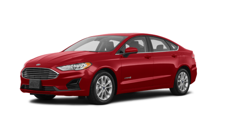 Ford Fusion Hybrid Se 2019 Deragon Ford In Cowansville Quebec