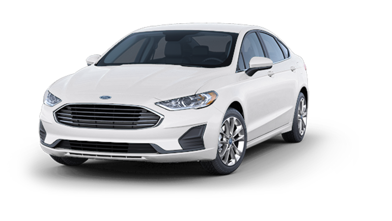 Ford Fusion Se 2019 Deragon Ford In Cowansville Quebec