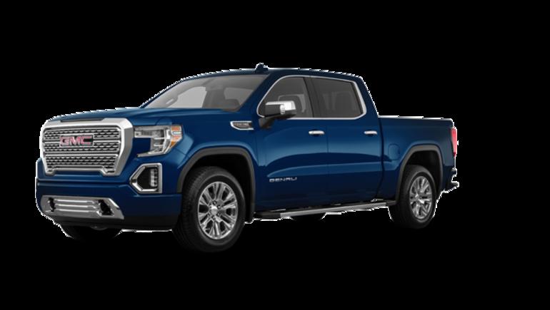 GMC Sierra 1500 DENALI 2019