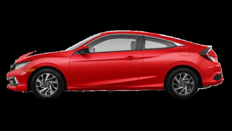 Honda Civic Coupé LX 2019 - Deragon Honda à Cowansville, Québec