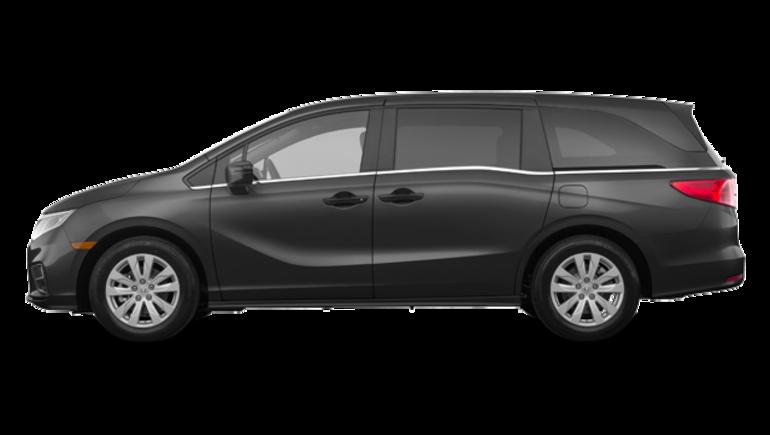 best loved 01dd2 57ff5 Honda Odyssey LX 2019
