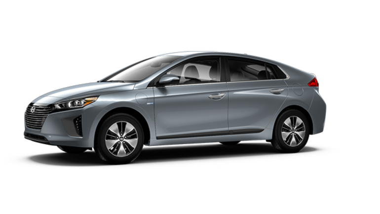 Hyundai Ioniq Electric Plus Ultimate 2019 Hyundai Charlevoix In
