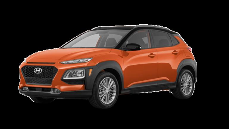 Hyundai Kona PREFERRED Bicolore 2019