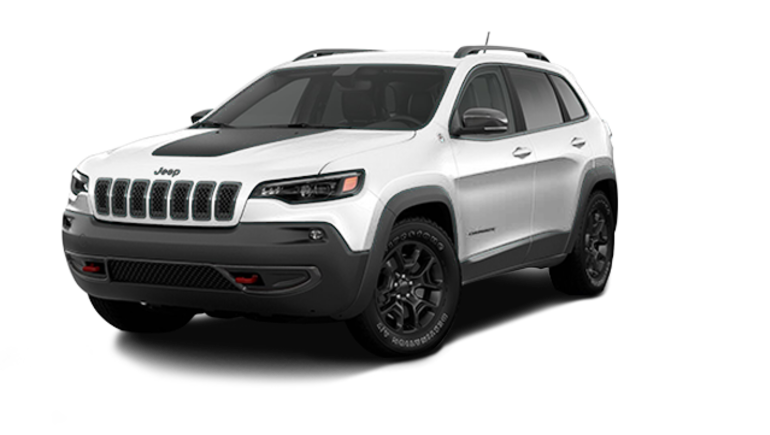 Jeep Cherokee Trailhawk Elite 2019 Groupe Olivier In Quebec