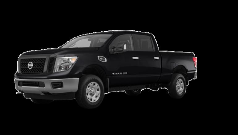 Nissan Titan XD Gas SV 2019