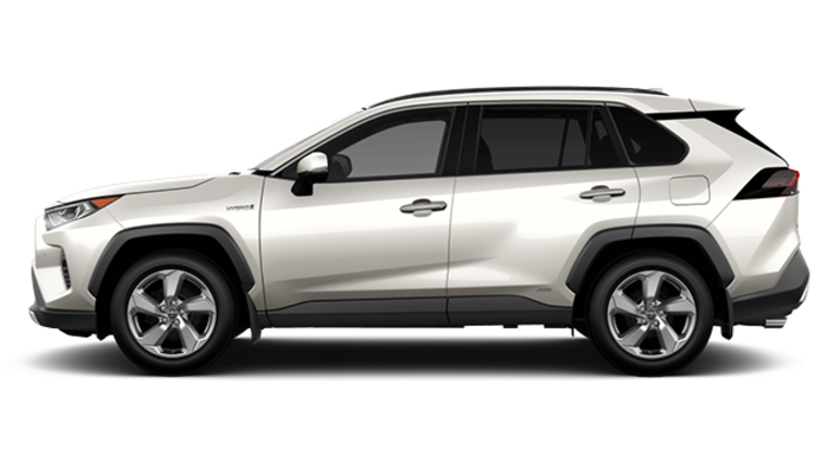 Toyota Service Appointment >> Toyota RAV4 Hybrid Limited AWD 2020 - Angers Toyota in Saint-Hyacinthe, Quebec