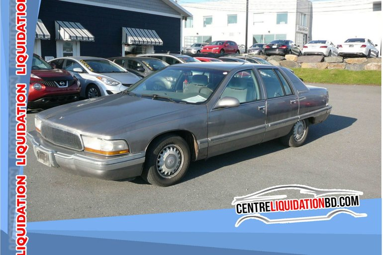 centre de liquidation bd pre owned 1995 buick roadmaster limited for sale in granby pre owned 1995 buick roadmaster limited