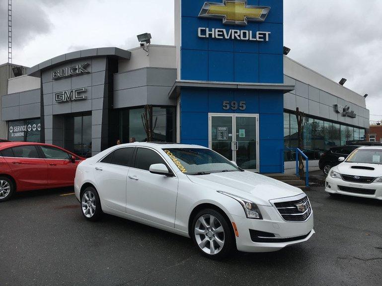 Cadillac ATS Sedan Standard AWD 2015