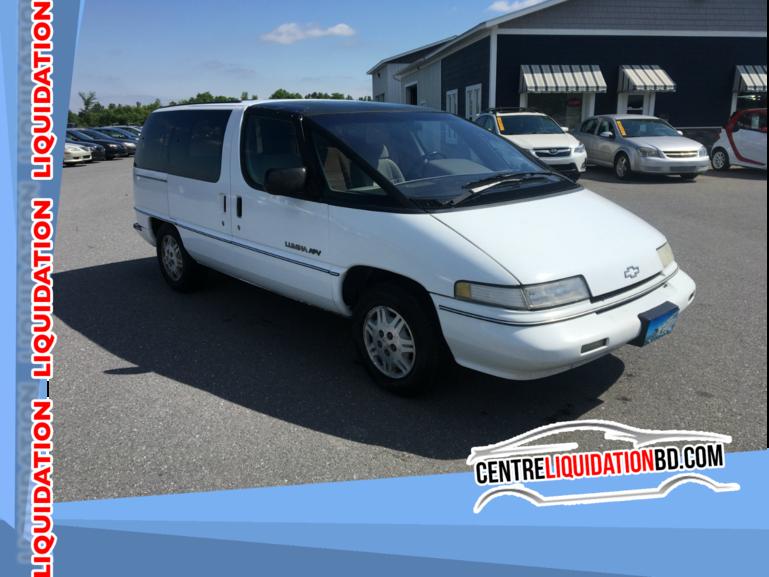 Centre De Liquidation Bd Pre Owned 1992 Chevrolet Lumina Apv Tel Quel Automatique For Sale In Granby