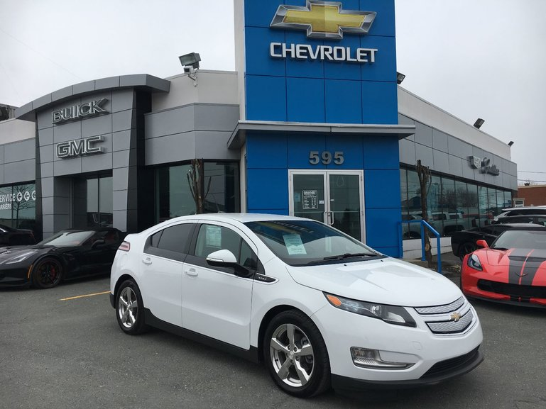 Chevrolet Volt CUIR 2013