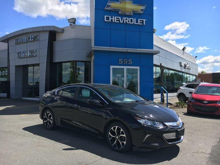 Chevrolet Volt Premier 0.79 $ par jour  cuir 2017