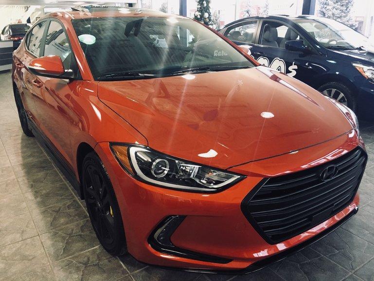 Hyundai Elantra GLS EDITION UNIQUE 2018