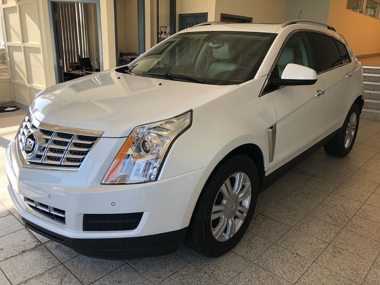 Mega Centre Occasions Pre Owned 2015 Cadillac Srx Luxury