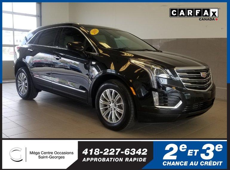 Cadillac XT5 Luxury AWD / toit / nav / cuir 2019