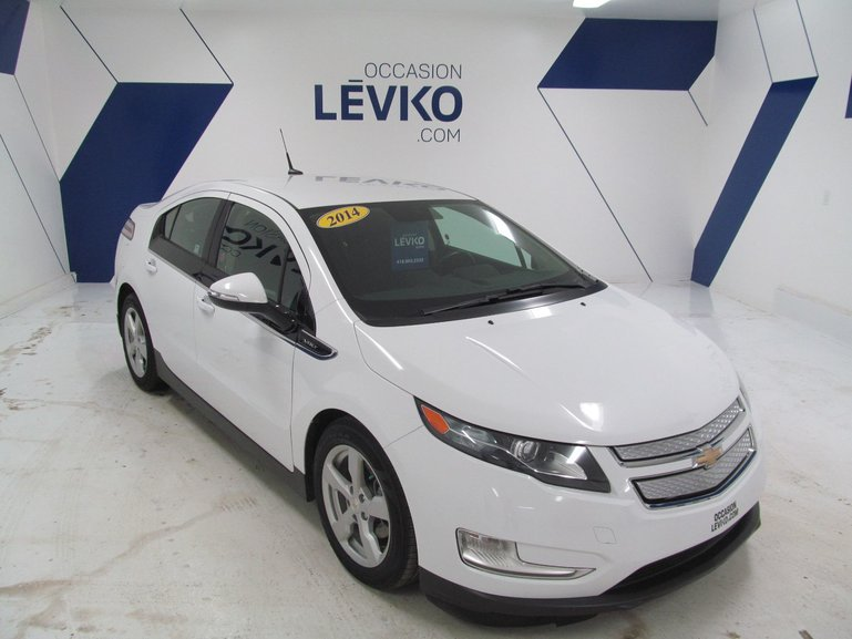 2014 Chevrolet Volt PLUG IN