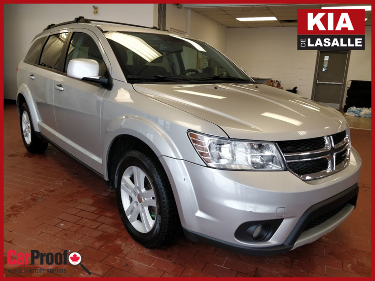 Dodge Journey SXT // TA // Mags // Cruise // Bluetooth..l ... 2012
