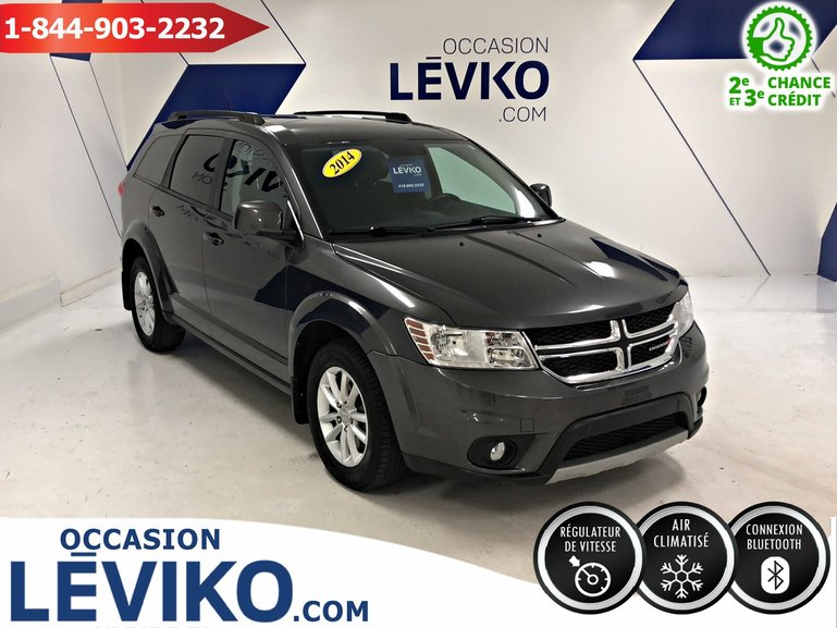 Dodge Journey SXT 5 PASSAGERS 2014