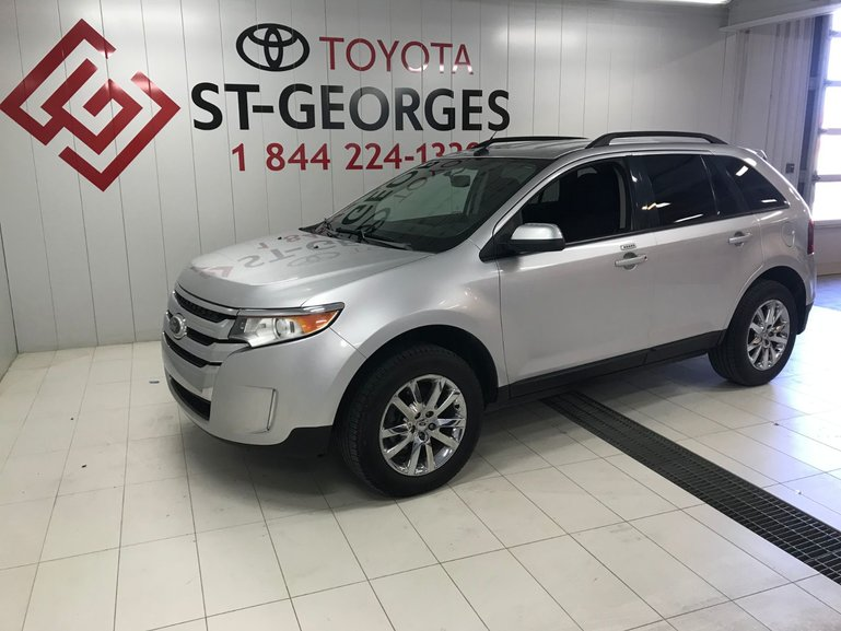 Ford Edge SEL,AWD,CAMERA DE RECUL 2013