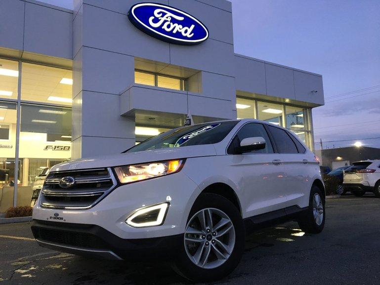 Ford Edge SEL AWD TOUT EQUIPÉ V6 3.5L IMPECCABLE 2017