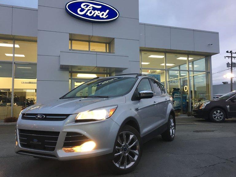 Ford Escape SE CHROME AWD 201 A 1 PROPRIO IMPECCABLE 2015