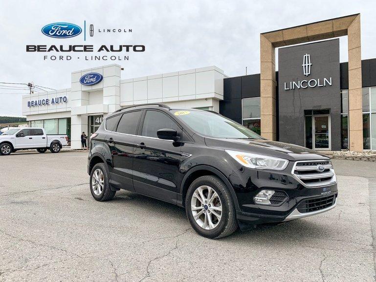 Ford Escape SE / AWD 2017