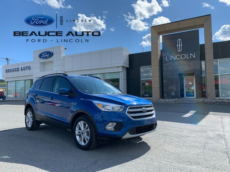 Ford Escape SE / AWD / 1.5 ecoboost 2017