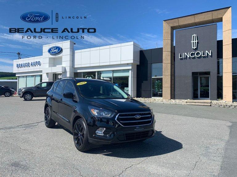 Ford Escape SE / AWD 2018