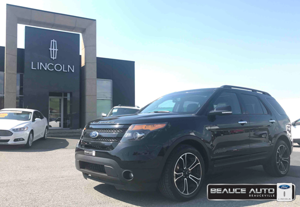 Ford Explorer SPORT / Awd / 6 Passagers / Cuir 2013