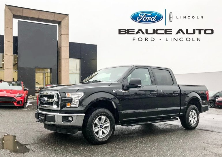 Ford F-150 XLT / Cruise / Toile / Plancher vinyl 2015