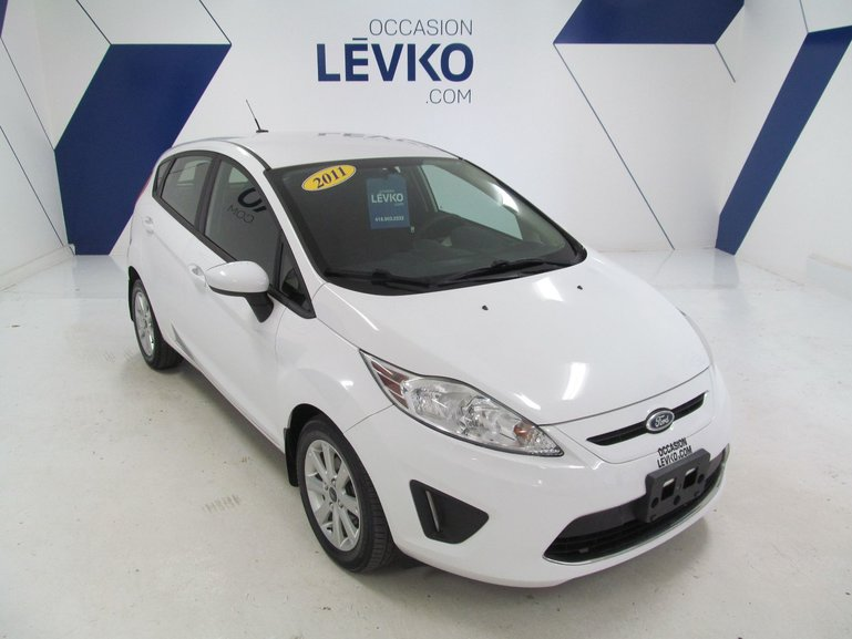 Ford Fiesta SE **BAS KILOMÉTRAGE** 2011
